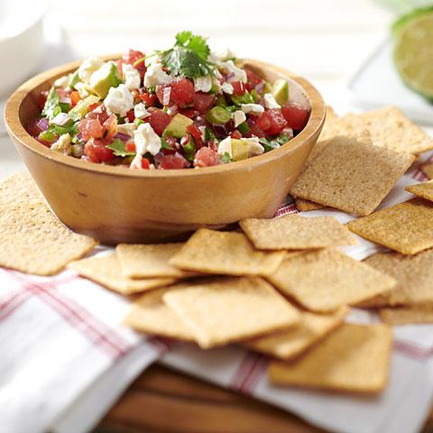 Summertime Watermelon Salsa Recipe