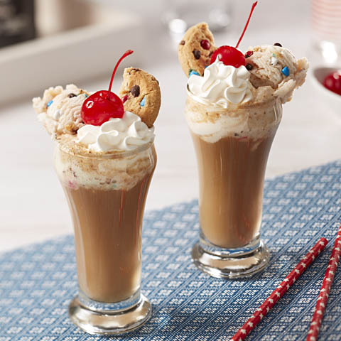 CHIPS AHOY! Root Beer Floats Recipe