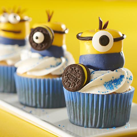 Minions OREO Cupcakes Recipe