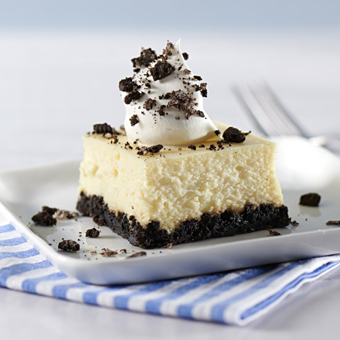 OREO Crumbles Cheesecake Squares Recipe