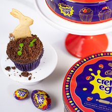 creme egg easter hunt