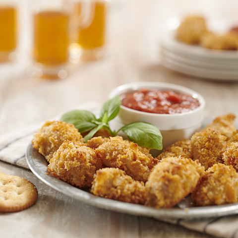 RITZ Parmesan-Crusted Chicken Bites Recipe