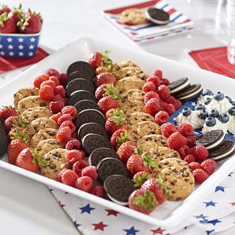 Summer Sweet Party Platter Recipe