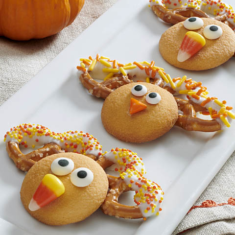 "NILLA ""Turkey Lurkeys"" Recipe"