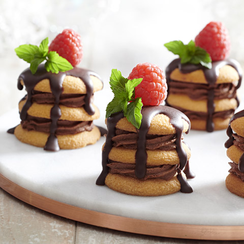 Chocolate Mousse NILLA Tiny Trifles Recipe