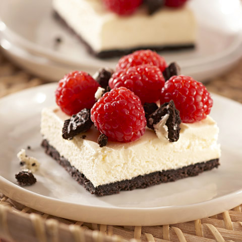 OREO Berries & Creme Squares Recipe