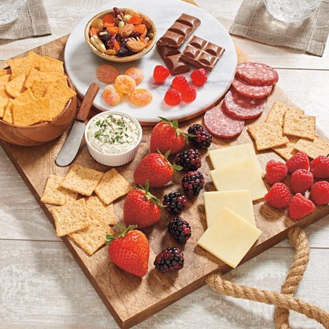 Couple's Night Snacking Board Recipe