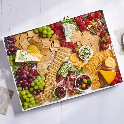 How to Build a Cheese Board Recipe