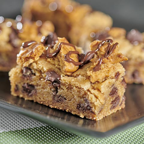 NUTTER BUTTER Cookie Bars Recipe