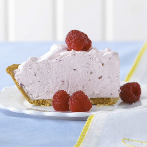 Frozen Yogurt Pie Recipe