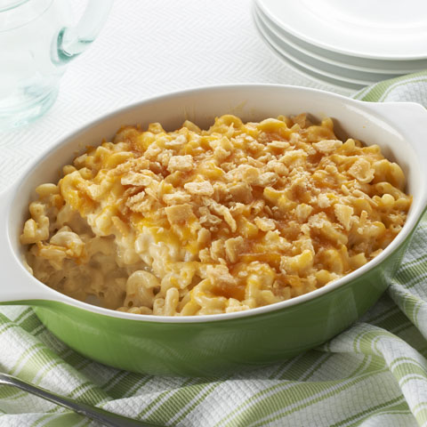 Down-Home Macaroni & Cheese Recipe