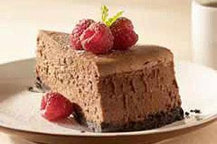 Chocolate-Hazelnut Cheesecake Recipe