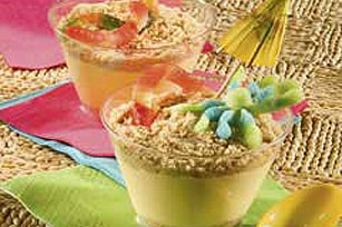 NILLA Sand Cups Recipe