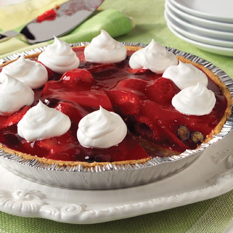 Summer Berry Pie Recipe