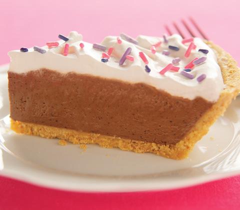 5 Minute Double Layer Pie Recipe