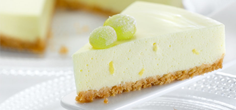 Mary Berry Lime Cream Cheese Cake