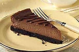 Silky Chocolate Cheesecake Recipe