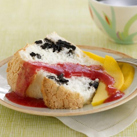 OREO Angel Food Cake Recipe