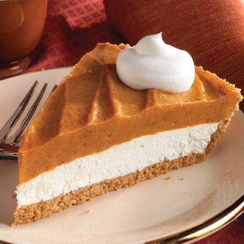 Double-Layer Pumpkin Pie Recipe