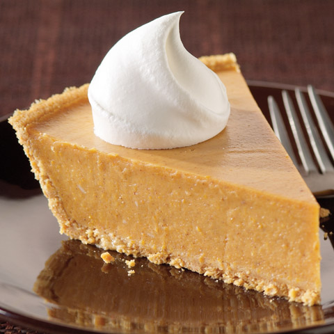 No-Bake Pumpkin Pie Recipe