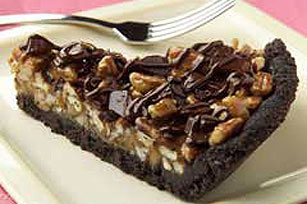 Chocolate Chunk-Caramel Pie Recipe
