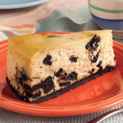 OREO Peanut Butter Cheesecake Recipe