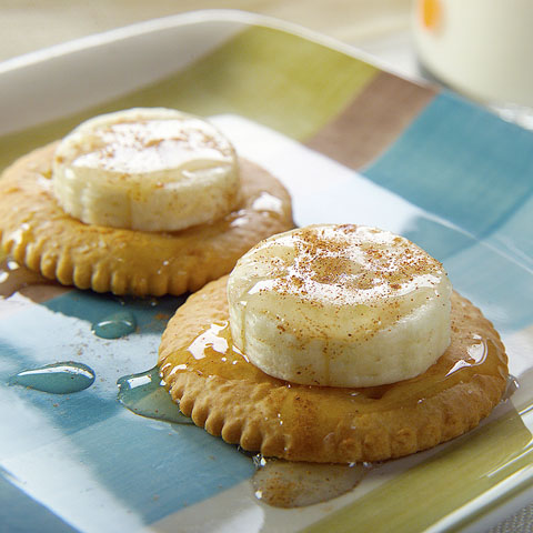 Banana RITZ Recipe