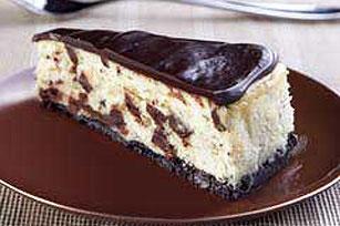 Chocolate Chunk Cheesecake Recipe