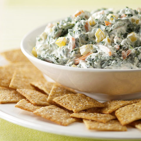 Spinach Ranch Dip Recipe