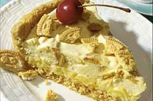 Golden Pineapple Pie Recipe