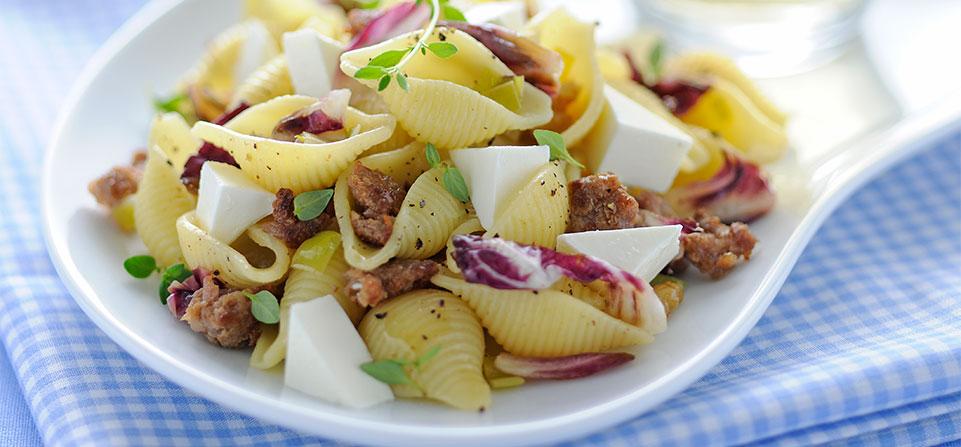 Ricette con pasta conchiglie