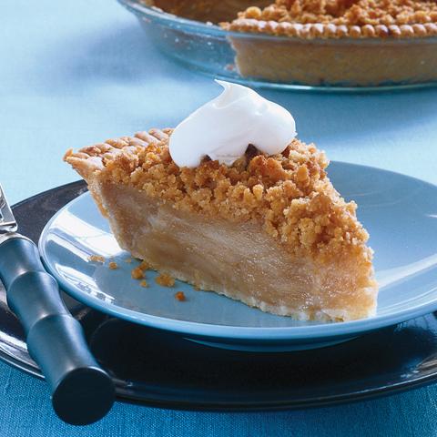 Fausse tarte aux pommes RITZ Recipe