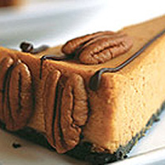 Gâteau au fromage et à la citrouille OREO Recipe