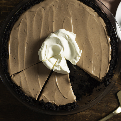 OREO Easy Chocolate Pudding Pie Recipe