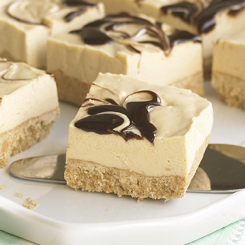NILLA Frozen Peanut Butter Pie Squares Recipe