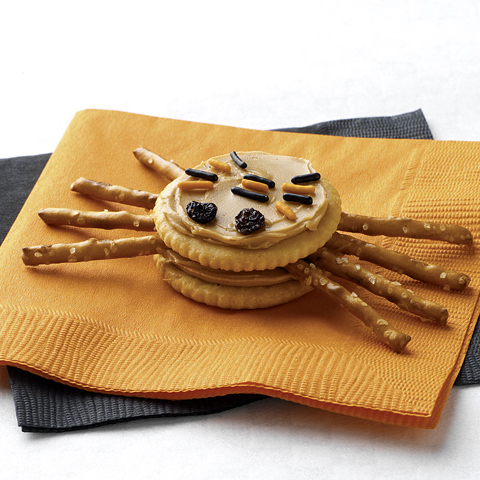 RITZ Spiders Recipe
