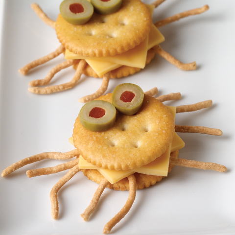 RITZ Crab Cracker Critter Recipe