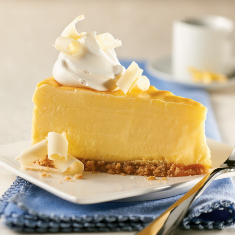 NILLA Creamy Lemon Pudding Cheesecake Recipe