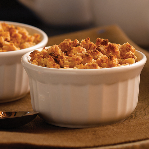Apple-NILLA Crumble  Recipe