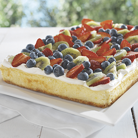 NILLA Fruity Cheesecake Recipe