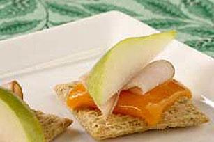 Turkey, Pear and Cheese Melt Recipe