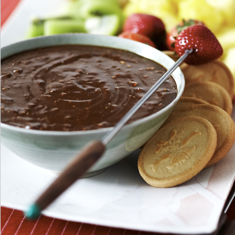 TOBLERONE Swiss Fondue Recipe