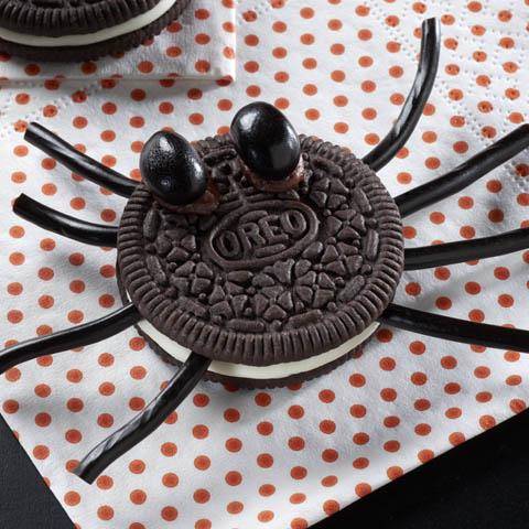 OREO Cookie Spiders Recipe