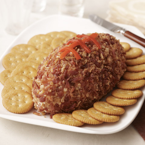 RITZ Cheesy Football Recipe