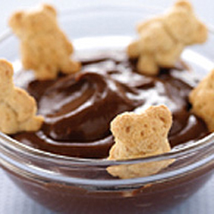 "TEDDY GRAHAMS 'n Pudding ""Hot Tub"" Recipe"