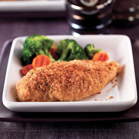 RITZ  Parmesan Chicken Recipe