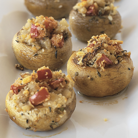 RITZ Ultimate Stuffed Mushroom Recipe