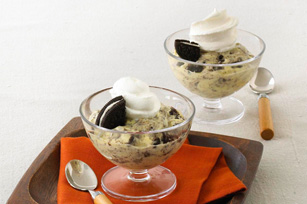 Cookies 'N Cream Pudding Recipe