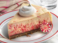 Peppermint Cheesecake with NABISCO Grahams Recipe