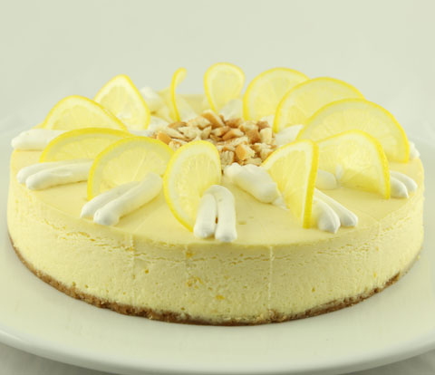 Creamy Lemon Cheesecake  made with NILLA Wafers Recipe